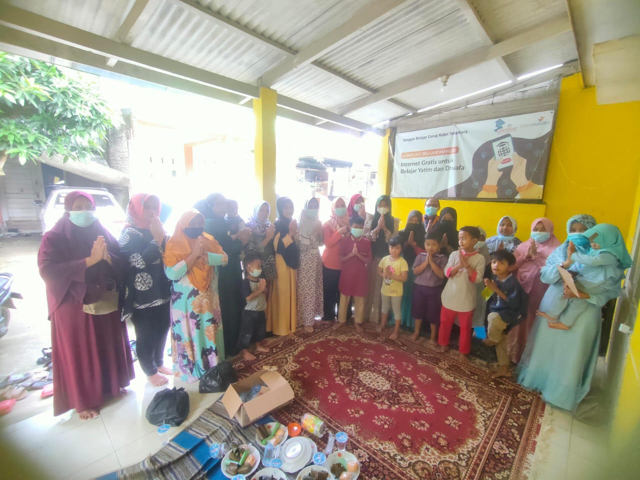 Halal Bihalal dan Pembinaan Rutin Bunda BISA Tangerang