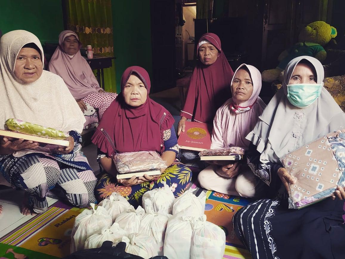 Pembinaan dan Pendampingan Rutin Bunda Yatim Palembang